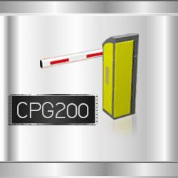 แขนกั้นรถยนต์ รุ่นทนทาน CPG200