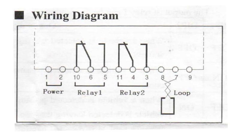 การต่อสาย ลูปดีเทคเตอร์ (Loop Detector)