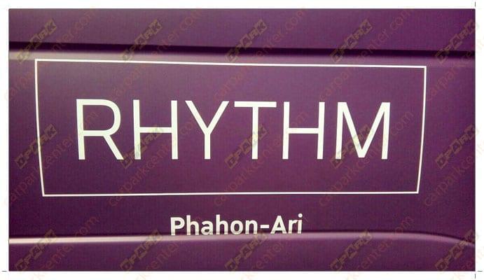 RHYTHM Phahon-Ari พหล – อารีย์