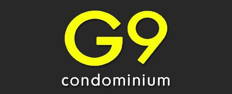 G9 Condo Town (จีนายน์ คอนโดมิเนียม ขอนแก่น) ติดตั้ง แขนกั้นรถอัตโนมัติระบบเบสิค ( Basic Barrier Gate )