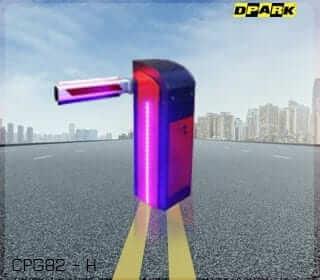 แขนกั้นรถยนต์ high speed barrier gate CPG82-H