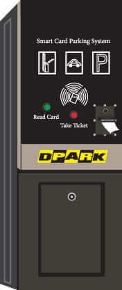 ระบบตู้ออกบัตรคิดเงิน